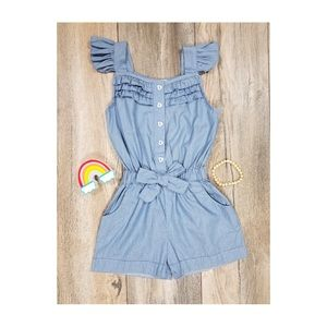 Other - Denim Bow Jumper